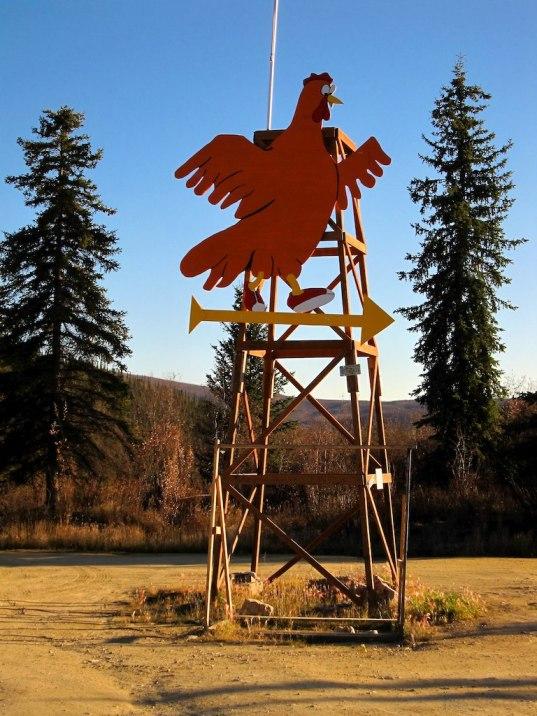 Chicken, Alaska.