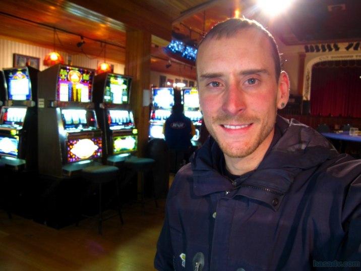 Gambling at Diamond Tooth Gerties.