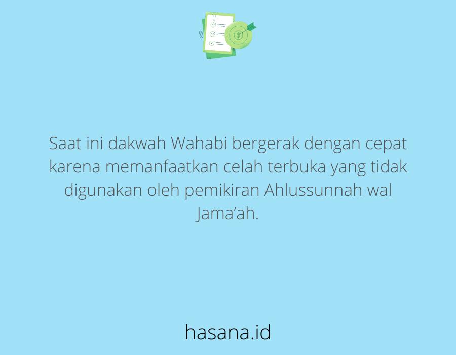 mengenal salafi wahabi