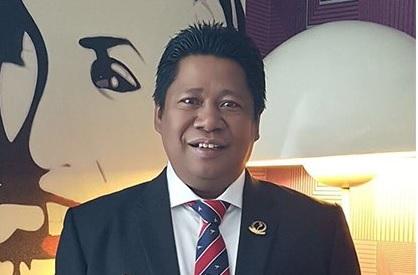 Anggota Komisi I DPRD Jabar, Fraksi PDI Perjuangan, Waras Wasisto