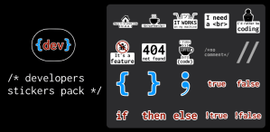 Developers Stickers for iMessage