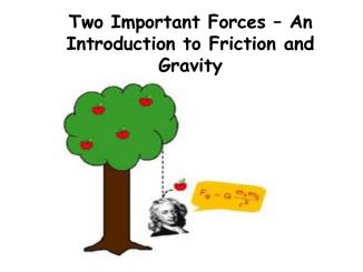 Newtonun Hareket Yasaları - Sürtünme Kuvveti