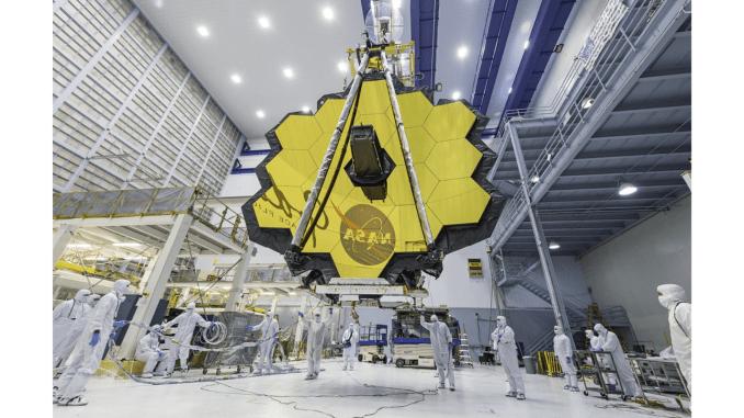Webb Uzay Teleskobu