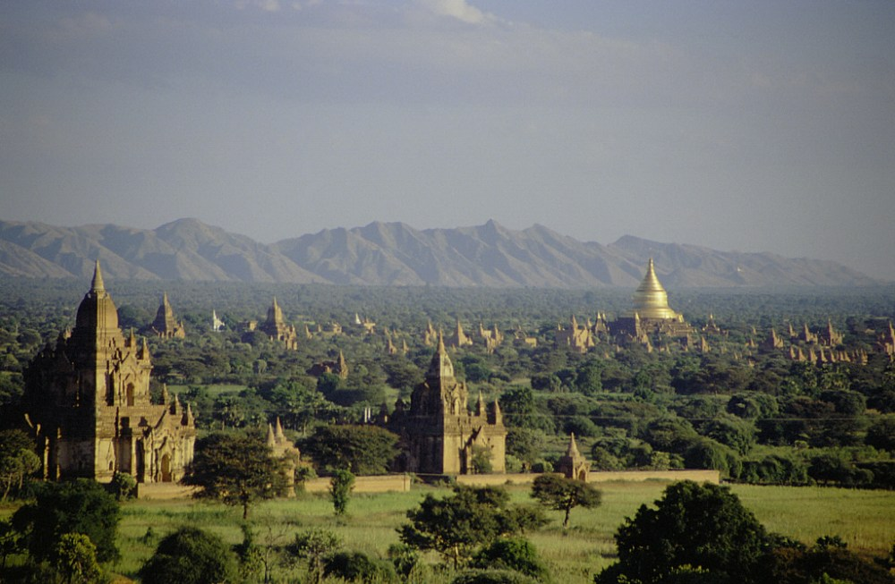 Bagan, Burma - alternatives to great sights
