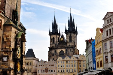 Praha Prague medieval gothic meets new Europe charm Has anyone seen my passport?