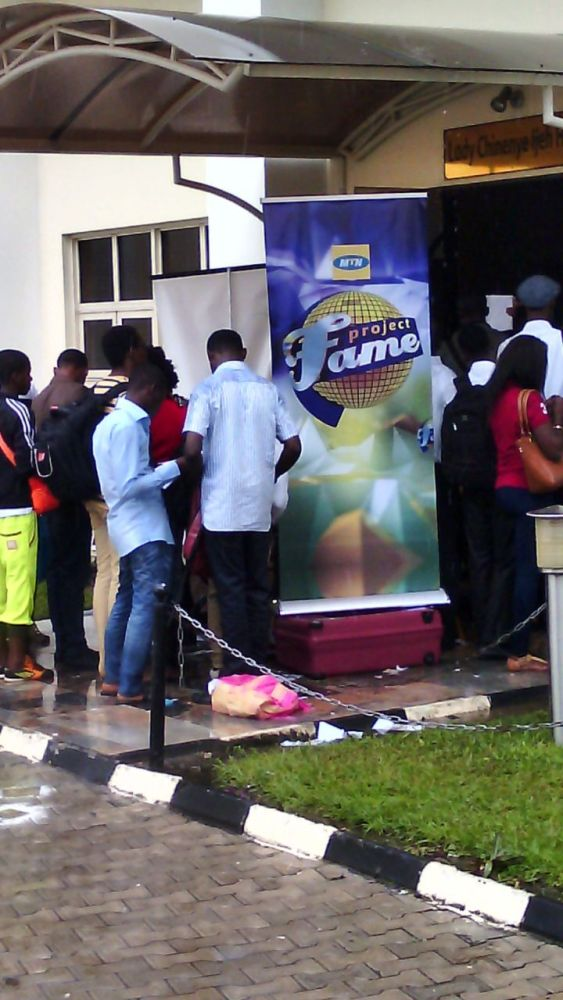 What a Feeling - My Project Fame experience (2/4)