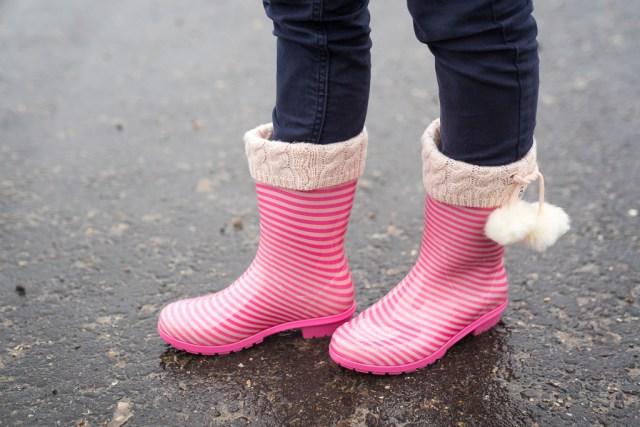 UGG Gummistiefel Socken 3