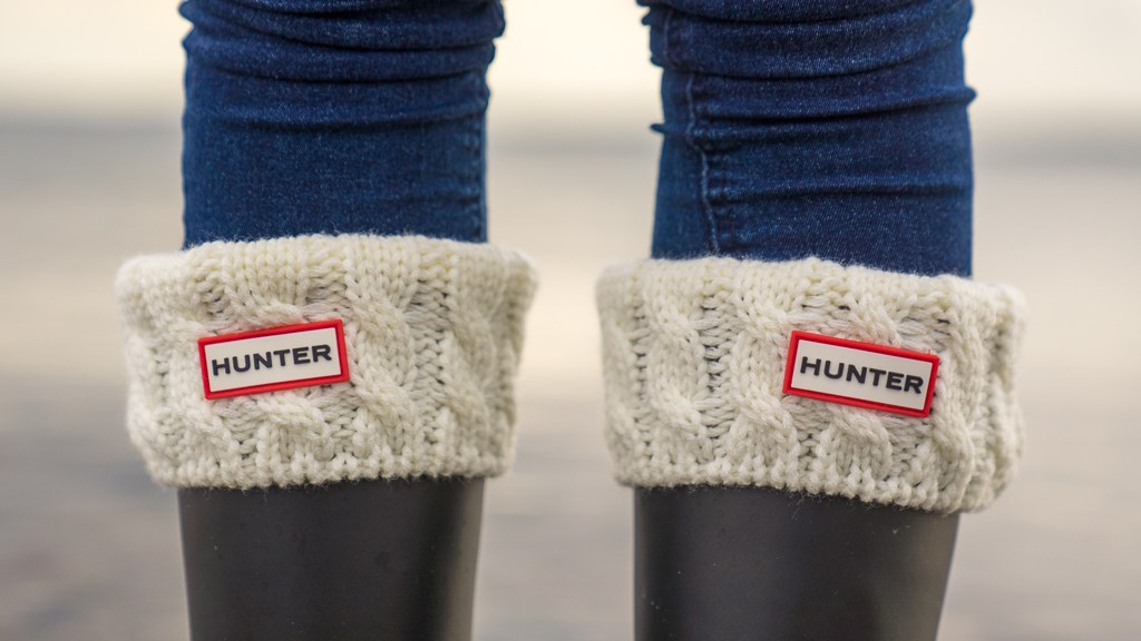Gummistiefel Hunter Socken Winter 2