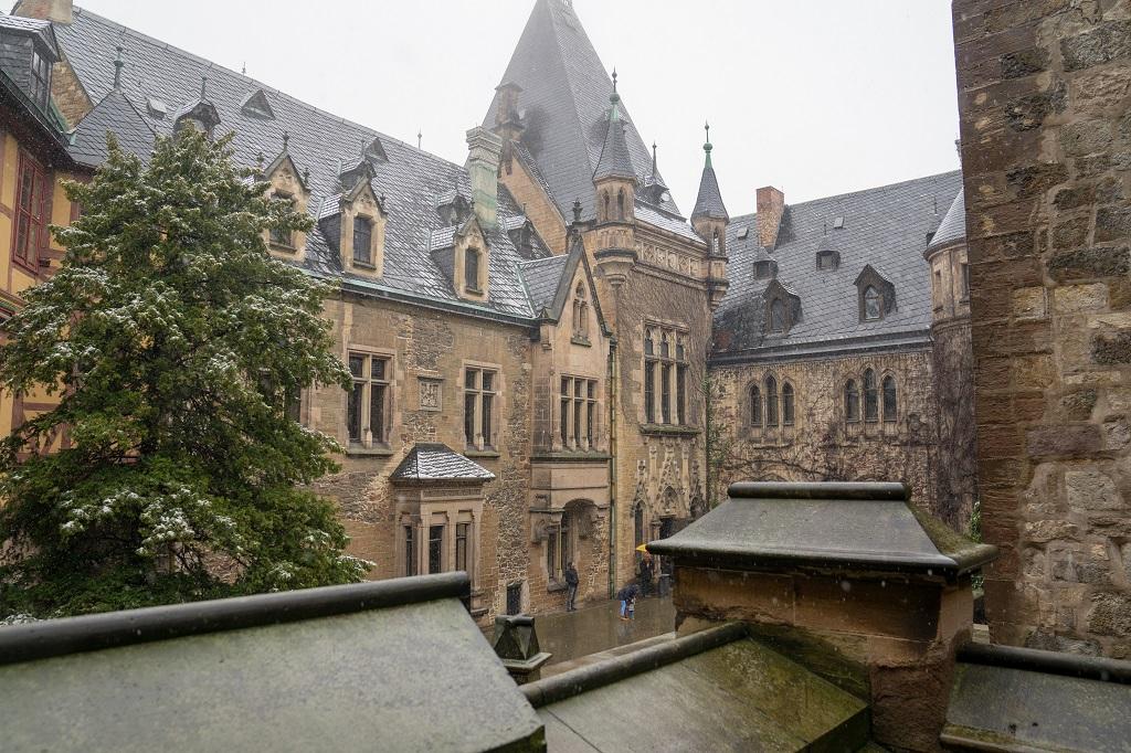 Aigle Gummistiefel Schloss Wernigerode