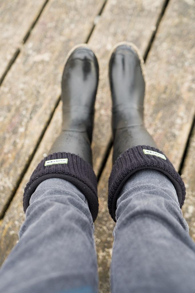 Hunter Tall Socken Travemünde