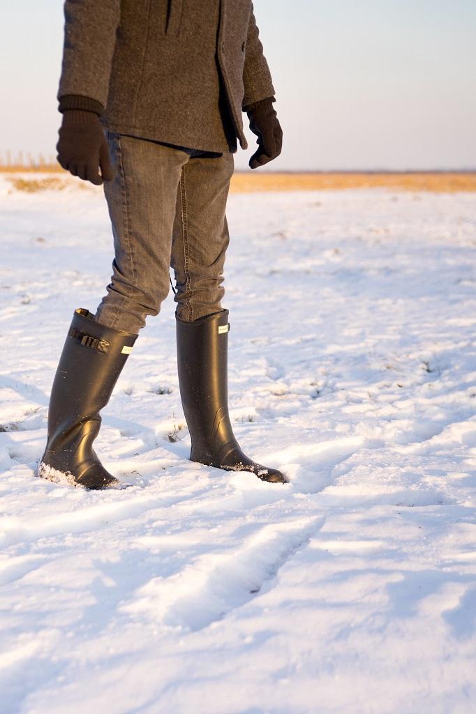 Hunter Balmoral 2 Schnee
