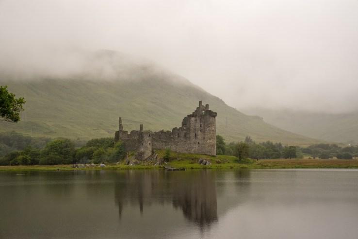 Schottland Highlands Kilchurn Castle