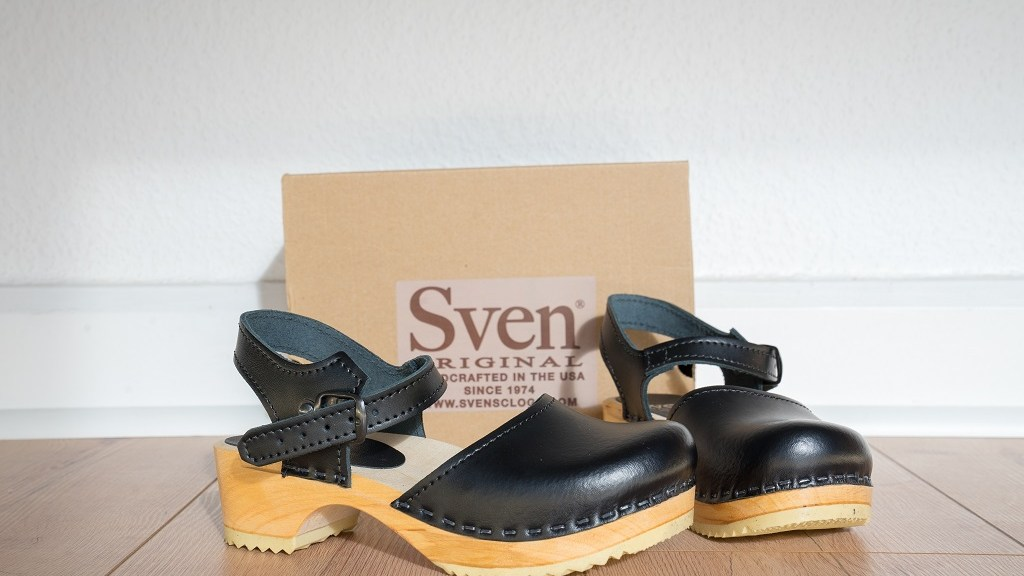 Sven Clogs Mary Jane Kids 01