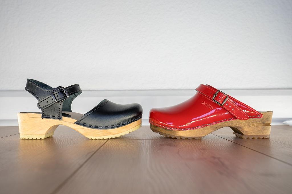 Holzclogs Sven Clogs Mary Jane Kids Sanita