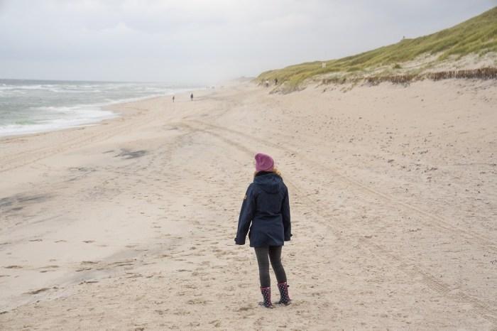 Joules Gummistiefel Sylt Hörnum Strand Südspitze