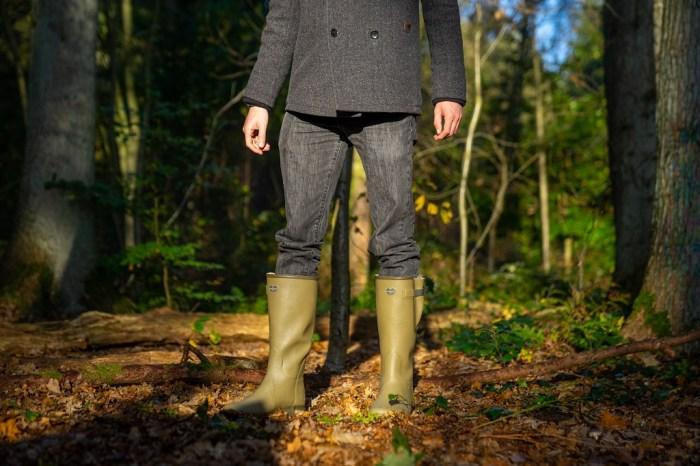 Le Chameau Vierzon Wald wandern