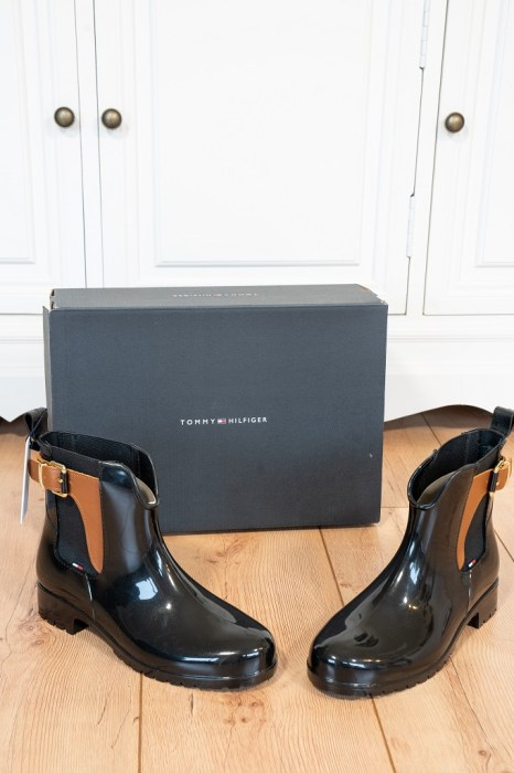Tommy Hilfiger Oxley Chelsea Boots Damen