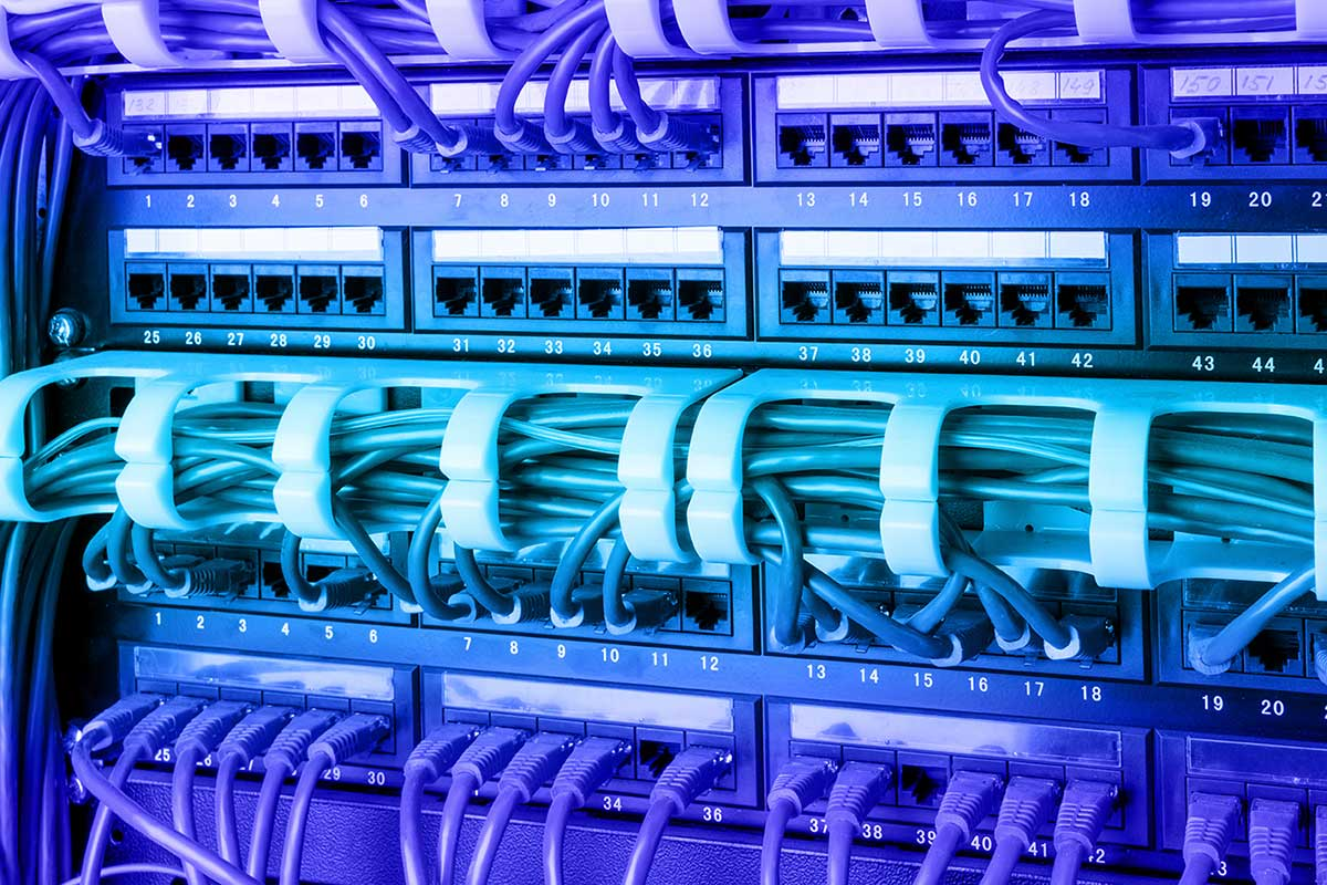 hight resolution of maximize functionality with a proper cabling installation