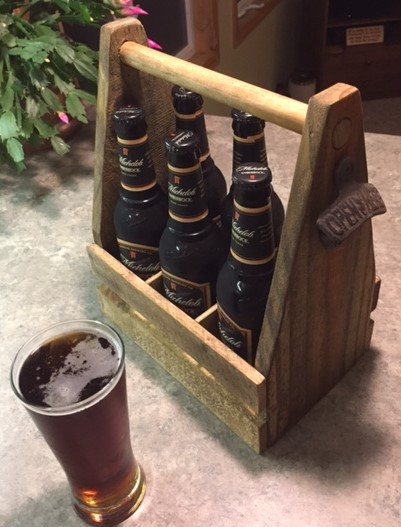 Beer Caddy Angle