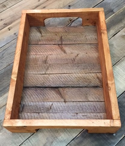 Pallet Tray Vertical