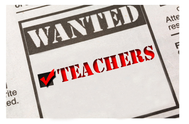 #TeacherShortage - What is a Teacher Worth