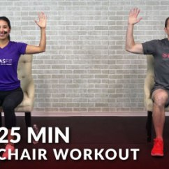 Chair Gym Workout Videos Folding Inventor Senior Archives Hasfit Free Full Length And 25 Min Exercises Sitting Down Video