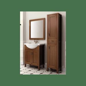meble do łazienki w rustyklanym prowansalskim stylu