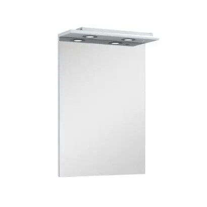 lustro z panelem oswietleniowym 50 cm