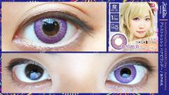 【カラコン着レポ】洗練された透明感のある瞳に♥『ミッシュブルーミン イノセント』の「アイヴィーレディー」で盛ってみた