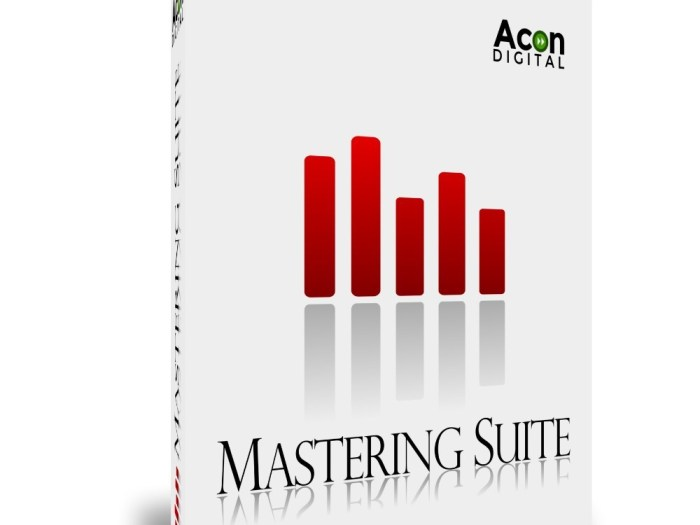 Acon Digital Mastering Suite 1.1.4 Crack