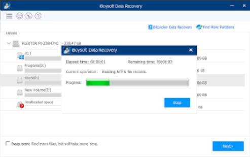 Iboysoft Data Recovery Pro