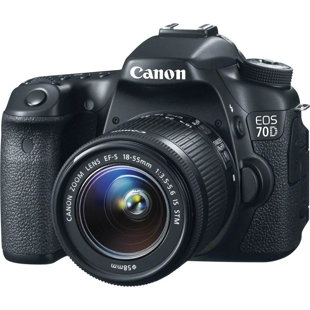 Canon 70D Price in Pakistan - Canon MBM Warranty