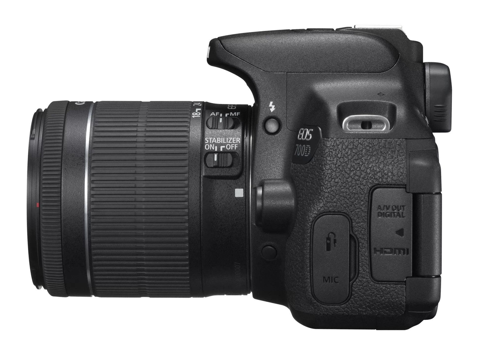 Canon EOS 700D DSLR Camera with EF-S 18-135mm f/3 5-5 6 IS STM Lens