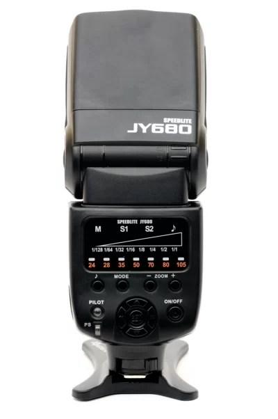 Viltrox JY-680 Flash Speedlite