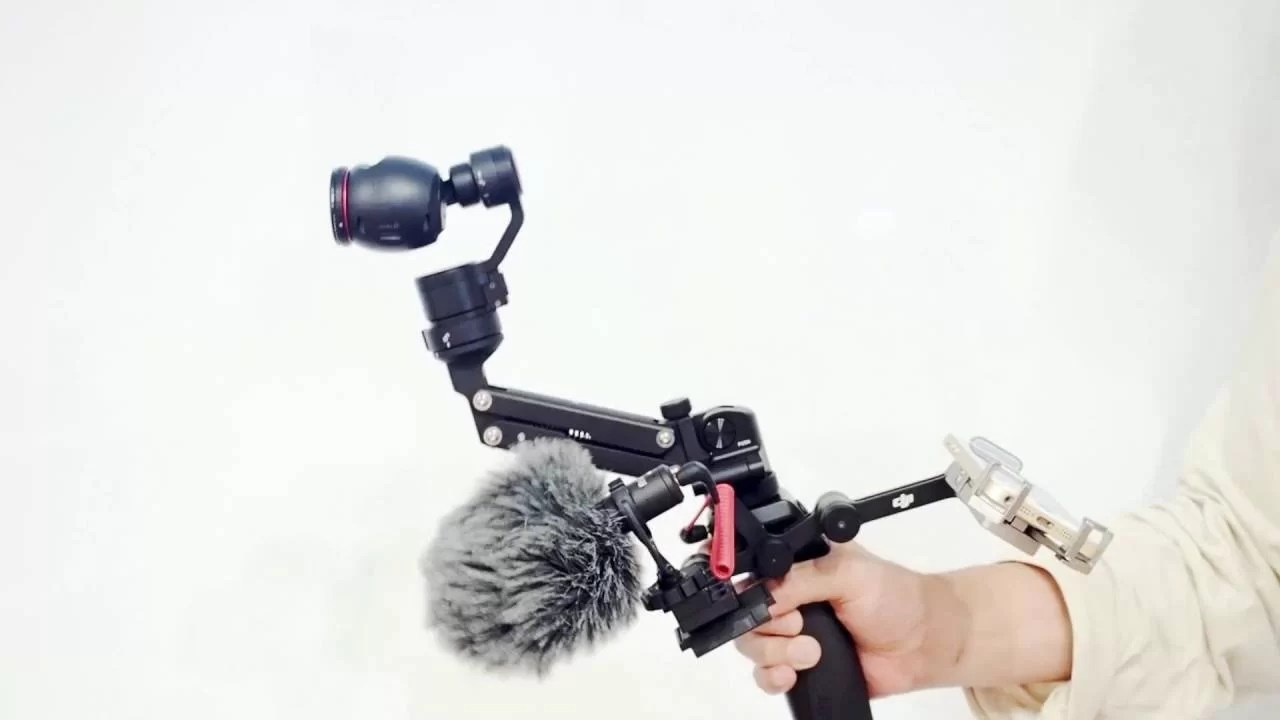 Dji Osmo Z Axis For Zenmuse X3 Gimbal And Camera Hashmi Photos M1