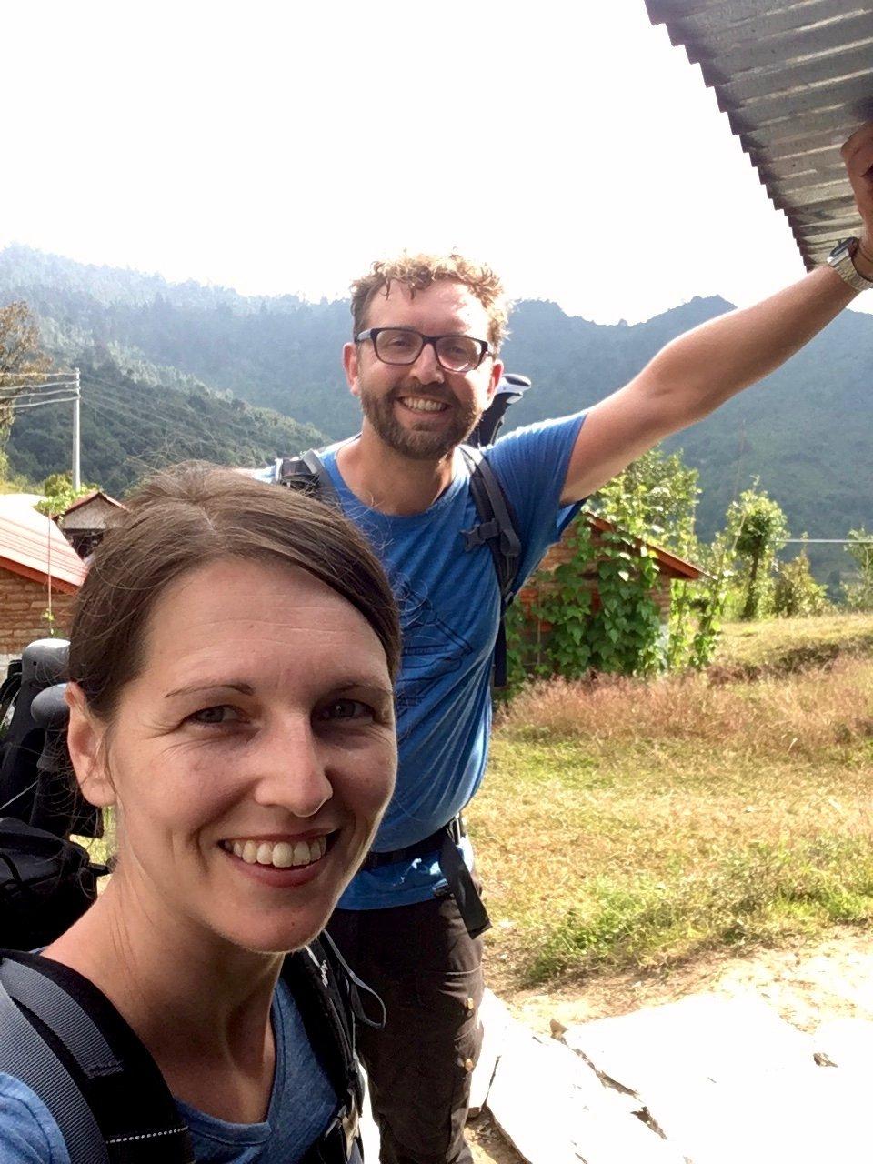 Nepal Community Trekking Mohare Danda