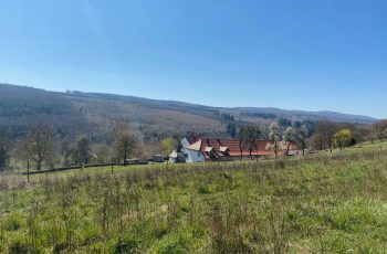 Wanderung bei Stromberg