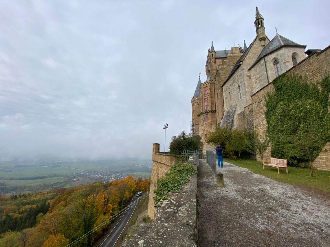 Herbst 2020: Burg Hohenzollern