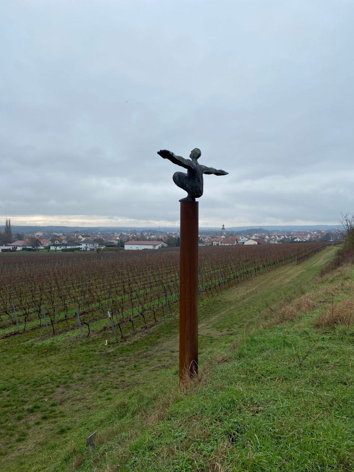 Skulpturenweg in Abenheim