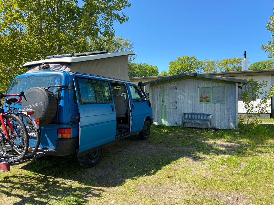 Camp Langholz in Waabs an der Ostsee