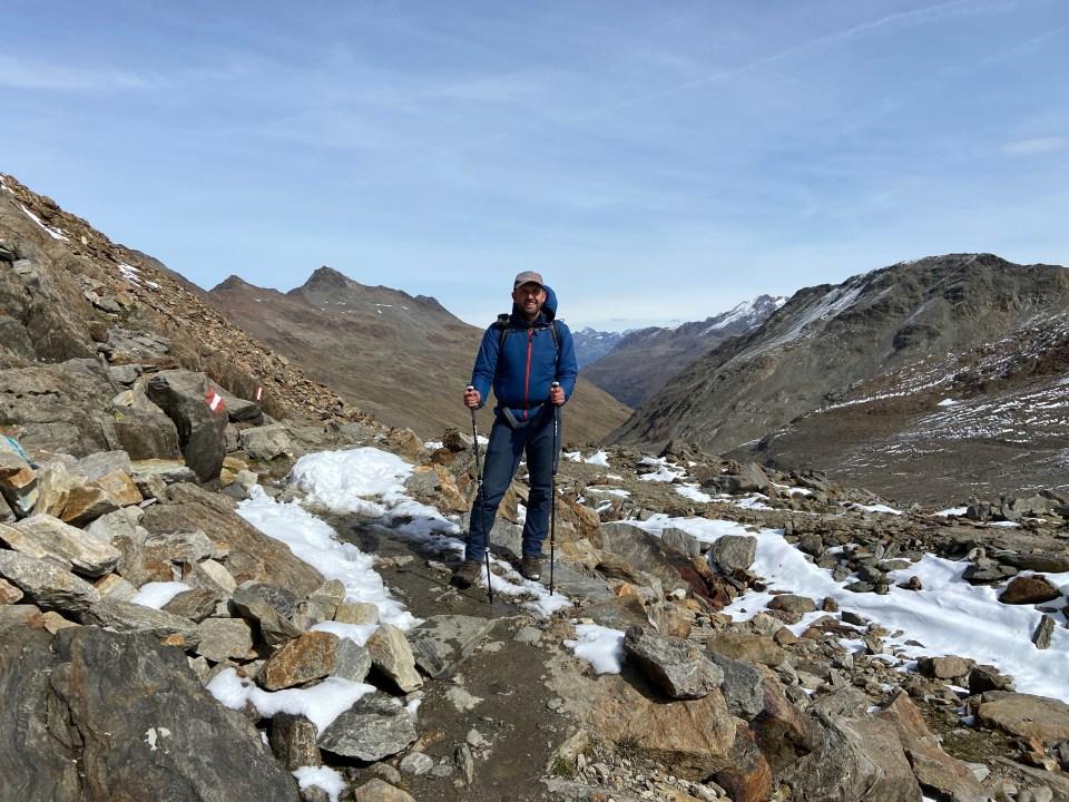E5: Von Vent über die Martin-Busch-Hütte und Similaun-Hütte nach Vernagt