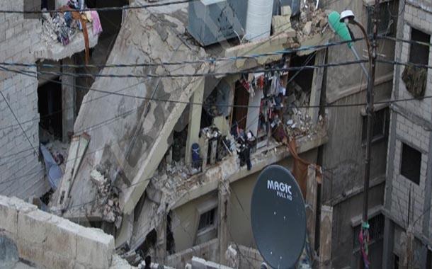جمعيات خيرية تقدم دعما لمتضرري عمارات جبل الجوفة