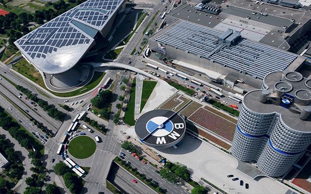 مجموعة BMW تعلن تعاونها مع الشركات الناشئة
