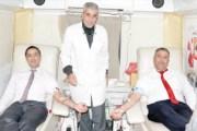 بنك الأردن دبي الإسلامي ينظم حملة للتبرع بالدم لموظفيه