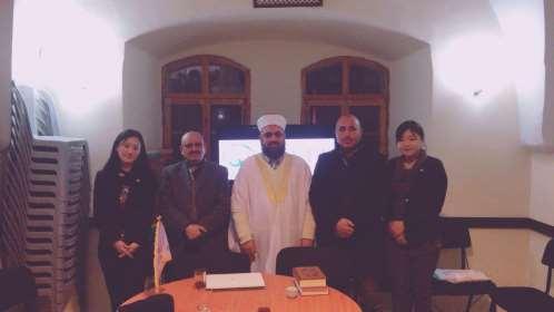 اجتمع الخبراء الدينيين في الاراضي المقدسة لالتماس التفاهم