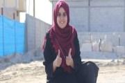 فلسطينيتان تخترعان بديلاً عن الإسمنت......