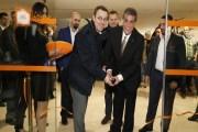 اورانج تفتتح المعرض الذكي الثالث في سيتي مول