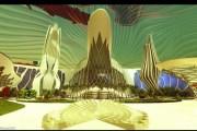 إعلان تاريخي للإمارات.... بناء مدينة متكاملة على المريخ