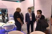 زين تشارك بأول جناح أردني بمؤتمر MWC في برشلونة ( صور )