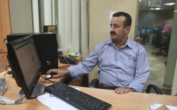 مدير تحرير المحليات الزميل ماجد توبة